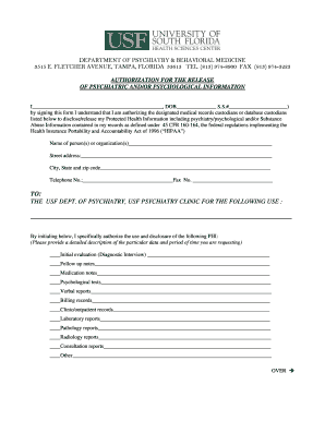 hipaa form employment records