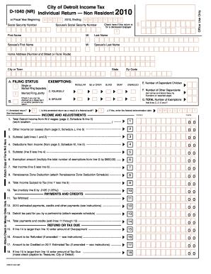 D 1040nr 2015 - Fill Online, Printable, Fillable, Blank | PDFfiller