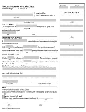 Sample Motion To Set Aside Default Judgment Virginia - Fill Online ...