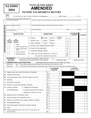 2014 form nj dot nj-1040x fill online, printable, fillable, blank.