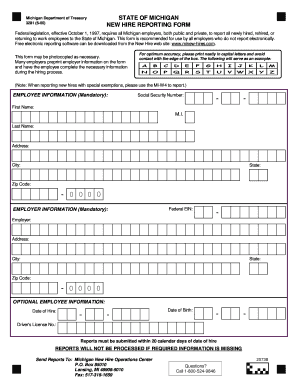 new employee forms 2016 Templates - Fillable & Printable Samples ...