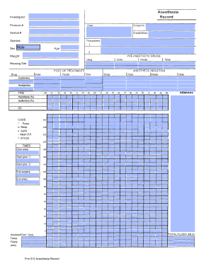 Anesthesia record pdf fill online printable fillable blank anesthesia record pdf fill online printable fillable blank pdffiller maxwellsz