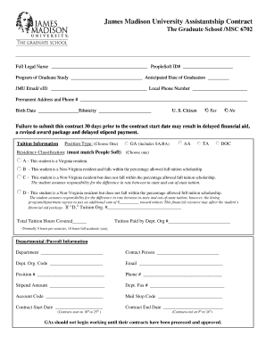 Nanny Contract Template Fill Out Print Download Online Forms - Nanny contract template