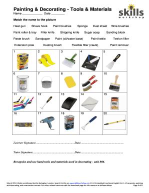 Paint as a building material pdf