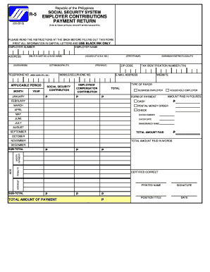 R5 Form - Fill Online, Printable, Fillable, Blank | PDFfiller