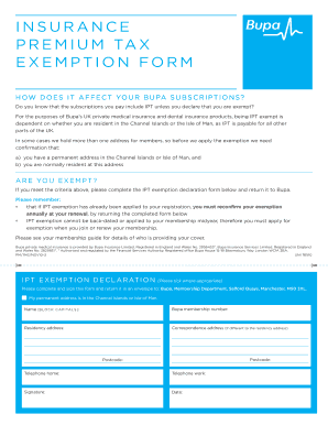 Bupacouk Ipt Form Fill Online Printable Fillable Blank