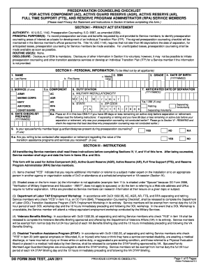 Fillable Online DD Form 2648 - Marine Corps Community Services ...