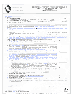 17 Printable Real Estate Escrow Agreement Form Templates Fillable