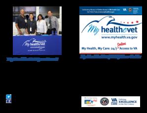 Fillable Online lasvegas va My HealtheVet Questions - VA