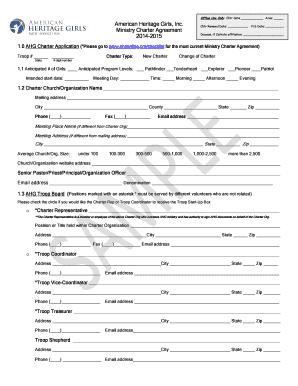 Dating girls charter