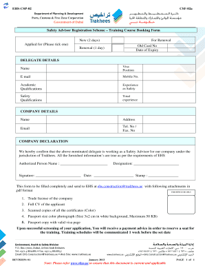 What Is The Procedure Of Src Card Form Trakhees - Fill ...