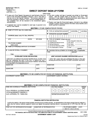 How To Fill Up Standard Form - Fill Online, Printable, Fillable ...