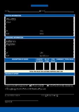 Dhl Proforma Invoice Templates Fillable Printable Samples For - Dhl proforma invoice template for service business