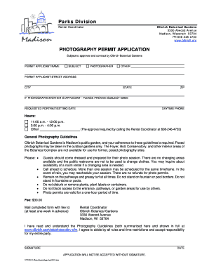 Portrait Photography Contract Template Forms Fillable Printable - Photography contract template free
