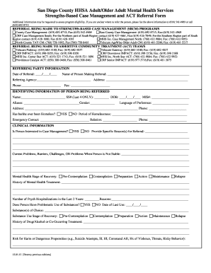 15 Printable Mental Health Care Plan Template Download Forms