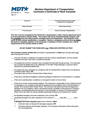 Form Fhwa 1391 Cogu Lessecretsdeparis Co
