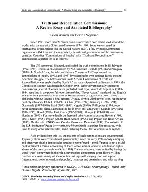 National criminal justice essay