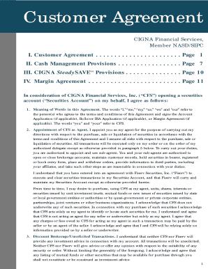 Fillable Online Quotit Customer Agreement Form Quotit Net
