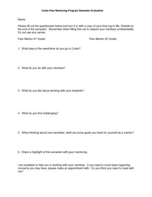 22 Printable self evaluation answers Forms and Templates ...