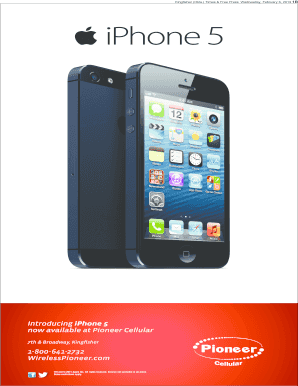 Fill a form and get a free iphone