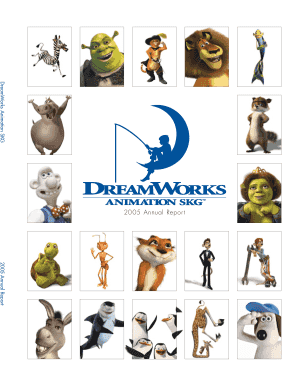 2005 Annual Report - DreamWorks Animation SKG, Inc. - Investors ...