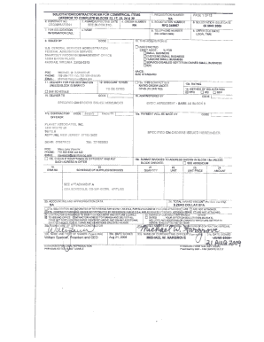 gsa form 2631 - Printable Governmental Templates to Fill Out ...