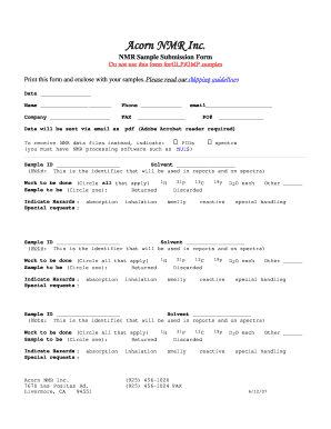 Business profile template pdf forms fillable printable samples nmr sample submission form do not use this form for glpgmp samples print this popular categories business profile flashek Image collections