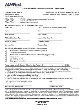 Printable mental health diagnosis test Templates to Submit ...
