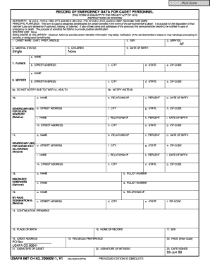 Airfoce Academic Form - Fill Online, Printable, Fillable, Blank ...