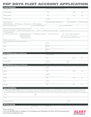 Pep Boys Application & Careers Pep Boys is an automotive aftermarket service and retail chain in America. The company is a one-stop shop for all auto parts, repair, and service.