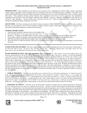 55440423g guidelines for completing the exclusive right to represent buyer buyer agency agreement form platinumwayz