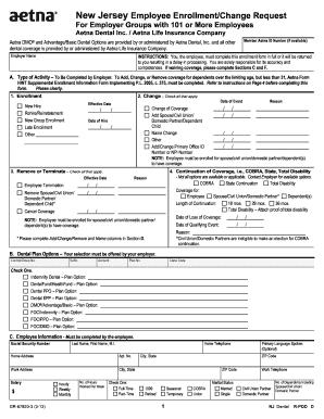 Aetna provider enrollment form - Edit Online, Fill Out