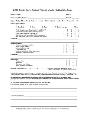 Vendor Evaluation Form | Supplier Evaluation Format Yelom Myphonecompany Co