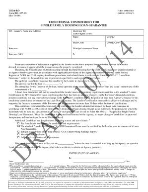 Rd 3555 18e - Fill Online, Printable, Fillable, Blank | PDFfiller