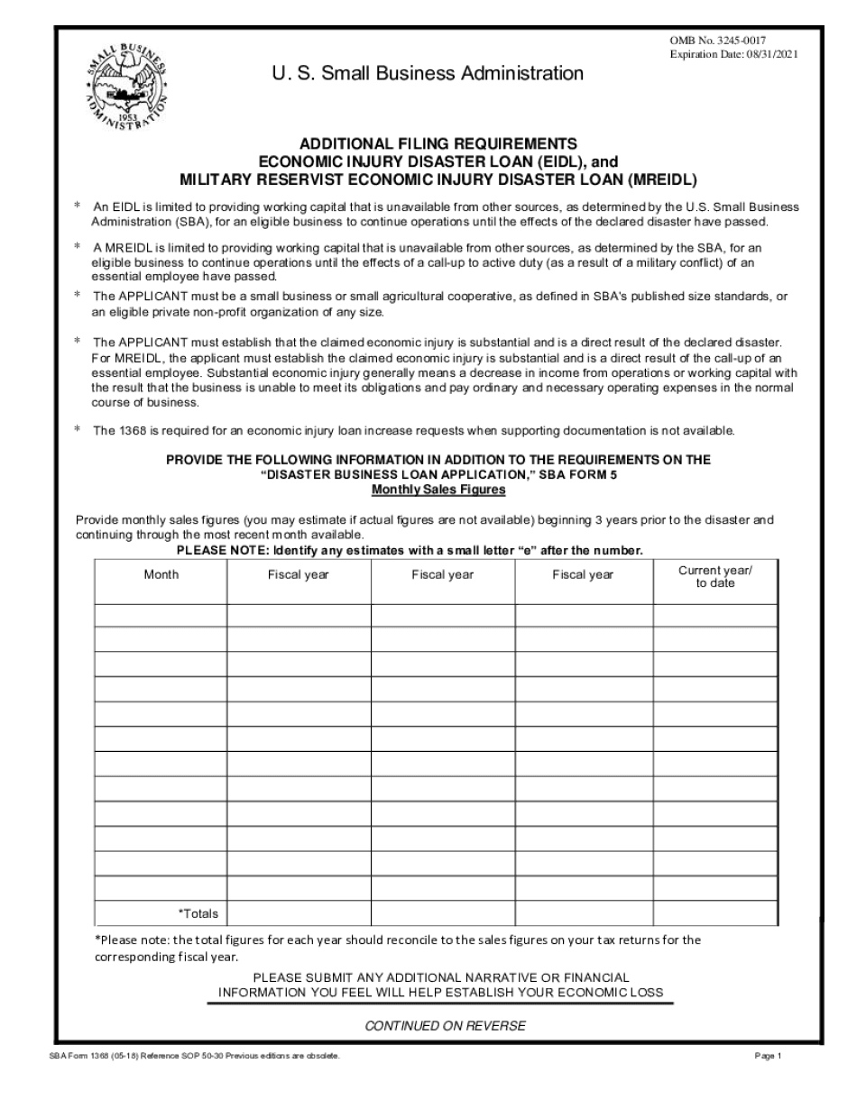 sba form 2202 instructions