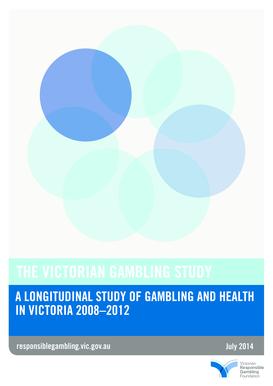 The victorian gambling study internet gambling software provider
