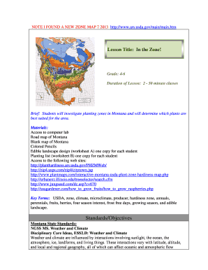 Understanding by Design Unit Template - Montana Department of ...