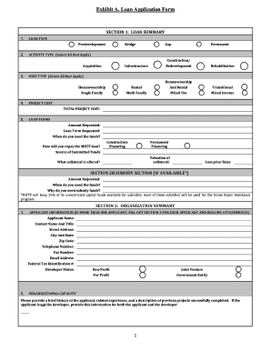 housing application template - simple loan agreement template forms fillable