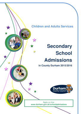 Business Rates Guide 2014/2015 (PDF, 514kb) - Durham County  - content durham gov