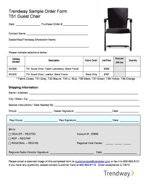 office order sample