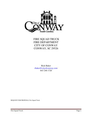 city of conway sc