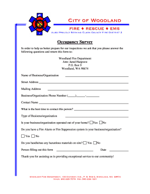 Occupancy Suvey Form.doc