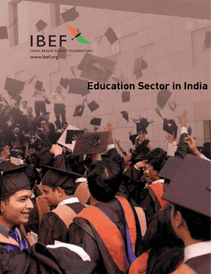 education sector in india India's education sector offers a great opportunity with approximately 29 per cent of india's population being between the age group of 0-14 years the schooling segment in india is anticipated to be around us$ 144 billion.