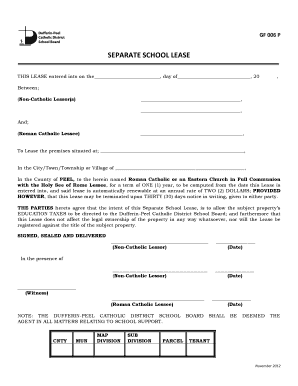 Fill Out, Print & Download Court Forms in Word & PDF ...