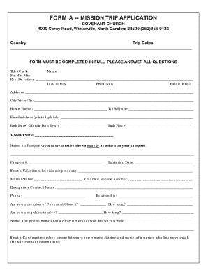 College admission essay online mission trip