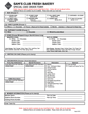 Sams Credit Login >> sam's club application Forms and Templates - Fillable & Printable Samples for PDF, Word | PDFfiller