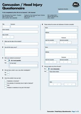 rivermead post concussion questionnaire pdf