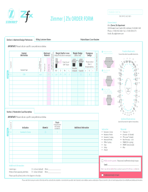19 Printable Simple Order Form Templates Fillable Samples