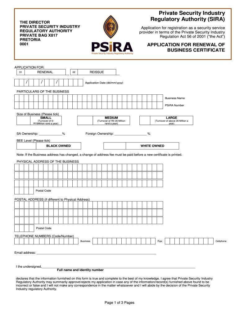 psira renewal fill  printable fillable blank 770 x 1024 · png