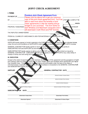 Printable Joint Venture Agreement Format In India Templates